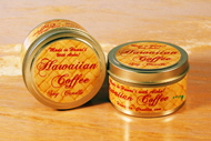 Hawaiian Coffee Soy Candle