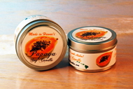 Papaya Hawaiian Soy Candle